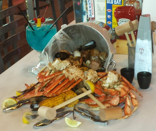 Blue Water Seafood & Crab - Blue Water Seafood & Crab Home Page